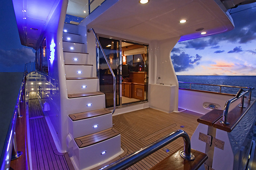 boat, deck, exclusive, expensive, luxury