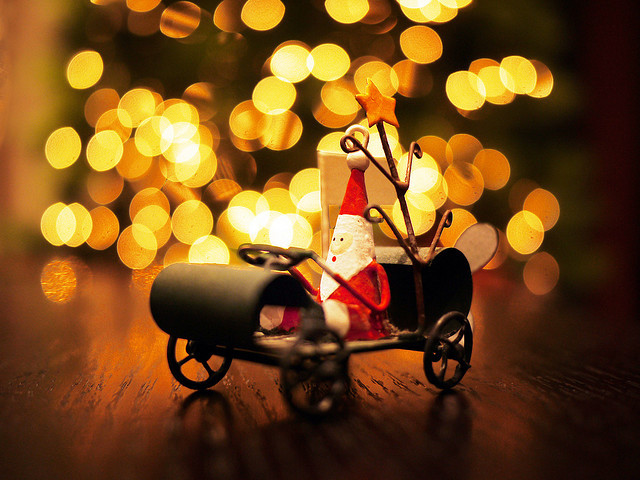 bokeh, celebrate, christmas, macro, red