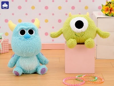 boo, cute, djur, doll, moster inc