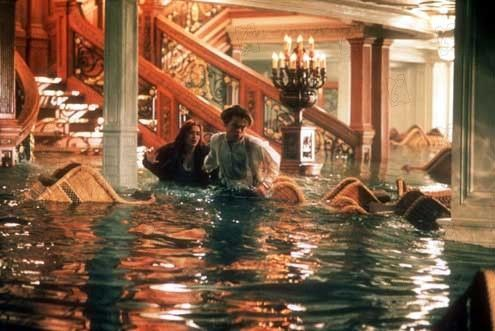 boy, flights, girl, kate winslet, leonardo dicaprio, love, movie, photography, titanic, water