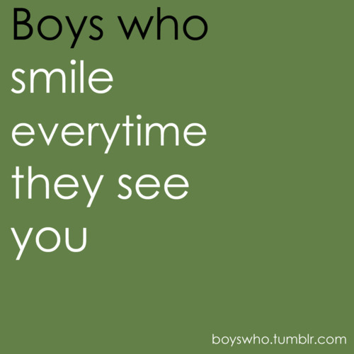 boys, boys who, quote, quotes, smile