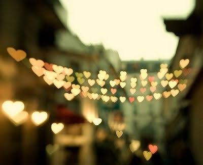 brilho, cute, fashion, hearts, lights, outside, varau