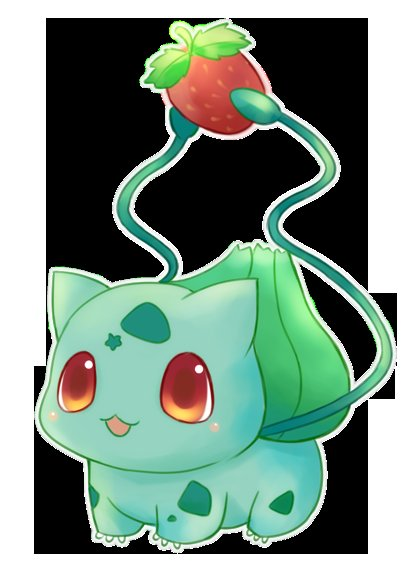 cute pokemon bulbasaur - photo #19