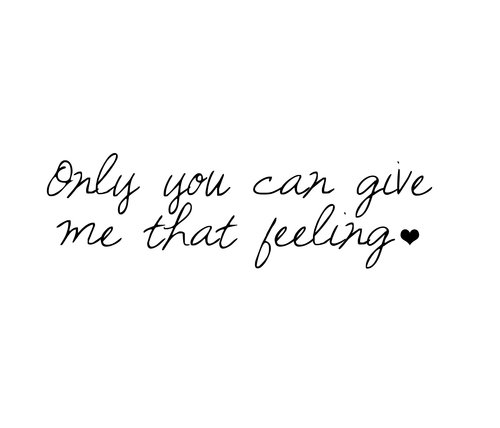 can, feeling, give, only, quote