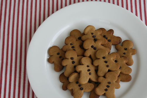 christmas, gingerbread, gingerbread man, holidays, warm