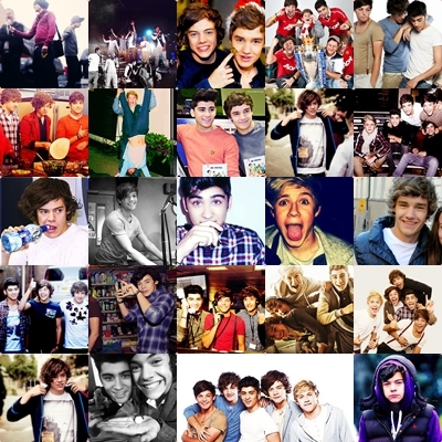 collage, harry styles, i love one direction, liam payne, louis tomlinson, niall horan, one direction, one direction infection, zayn malik