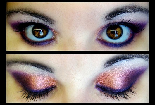 colors, colours, eye, eyes, fashion, girl, ladypandacat, lashes, make up, makeup, marinelle, photography, purple