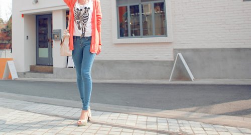 colors, fashion, girl, girly, jeans