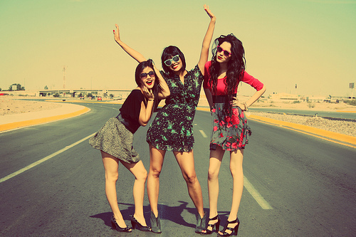 crazy, fashion, happiness, life, party