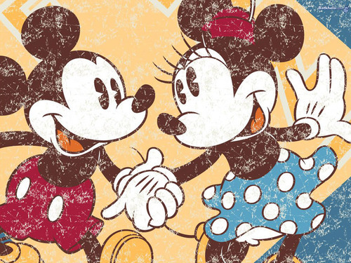 cute, disney, love, mickey, mickey disney, minnie, old