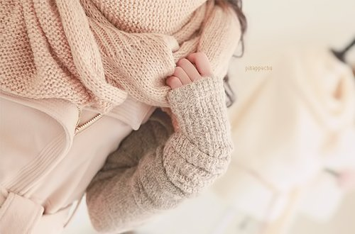 Cute Fashion Girly Pretty Scarf Image 299887 On