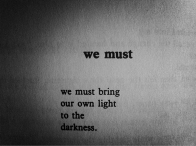 darkness light quote text image 304713 on