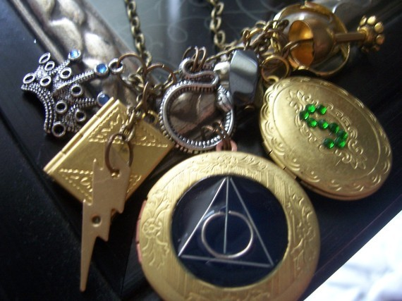 deathly hallows, harry potter, horcrux, locket, ravenclaw