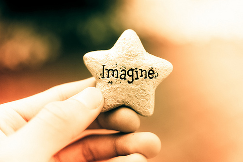 dream, hand, imagine, inspirational, inspire