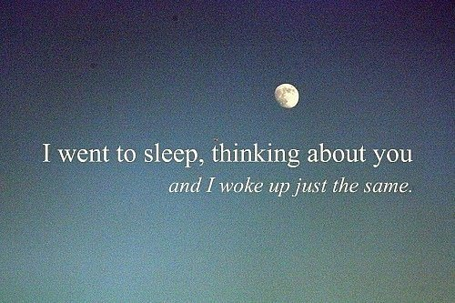 Dream Love Quotes For Him: Dream, Love, Moon, Night, Quotes