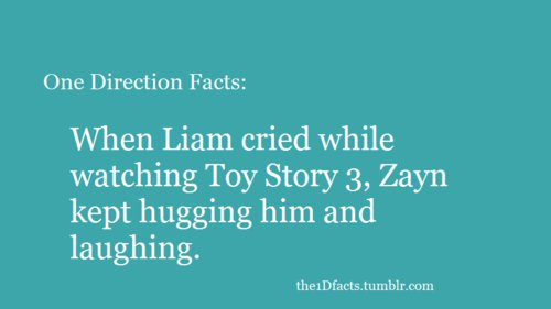 facts, liam payne, one direction, zayn malik
