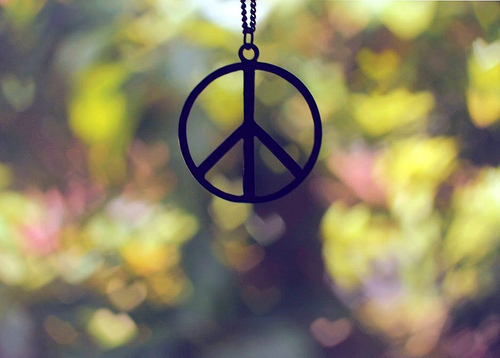 fashion, hearts, hippy, necklace, peace