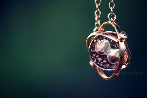 film, harry potter, jewellery, time turner