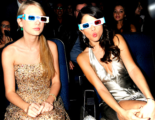 friends, funny, selena gomez, taylor swift