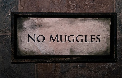 harry potter, hogwarts, muggles