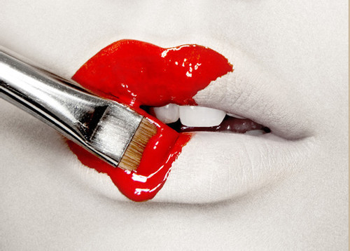 lips, red, red lips