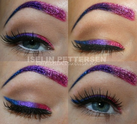 make up, makeup, pink, purple