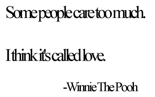 Quote, Text, Typo, Typography, Winnie The Pooh